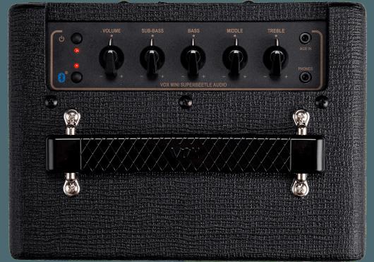 VOX Amplis guitare MSB50-AUDIO-BK