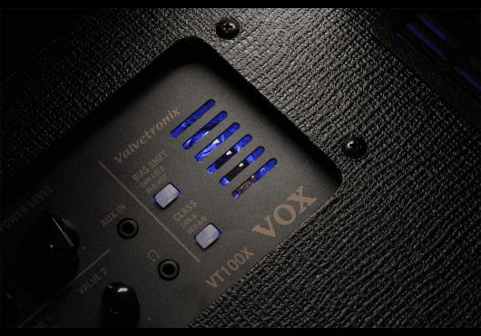 VOX Amplis guitare VT100X