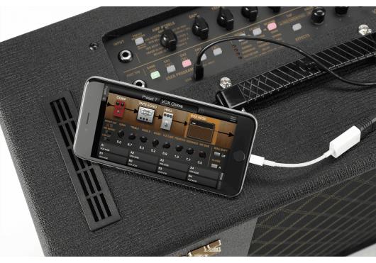 Vox Amplis guitare VT40X