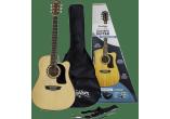 Washburn Guitares acoustiques AD5CEPACK