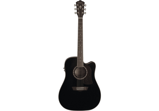 Washburn Guitares acoustiques HD10SCEB
