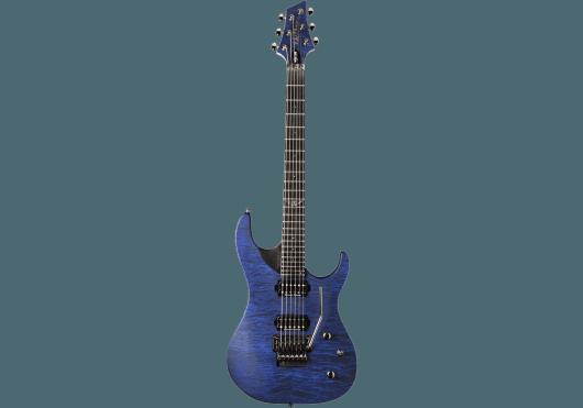 Washburn Guitares Electriques PXM10FRQTBLM