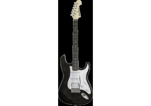 WASHBURN Guitares Electriques SONADELUXE-BK