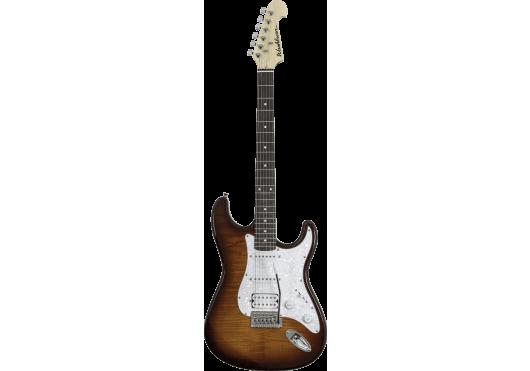 WASHBURN Guitares Electriques SONADELUXE-SB