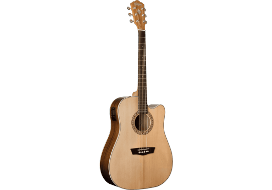 WASHBURN Guitares acoustiques WD7SCE