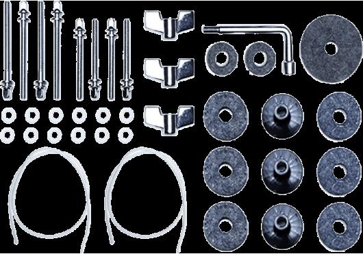 photo Zildjian - Kit d'accessoires d'urgence