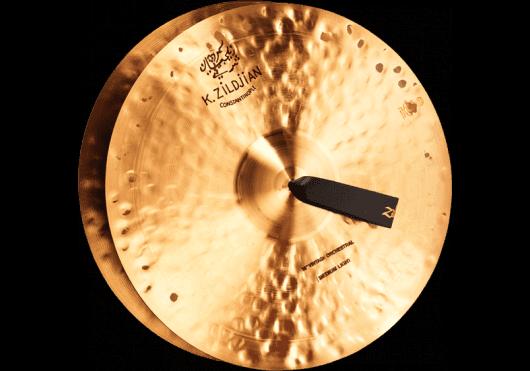 Zildjian CYMBALES D'ORCHESTRE K1138