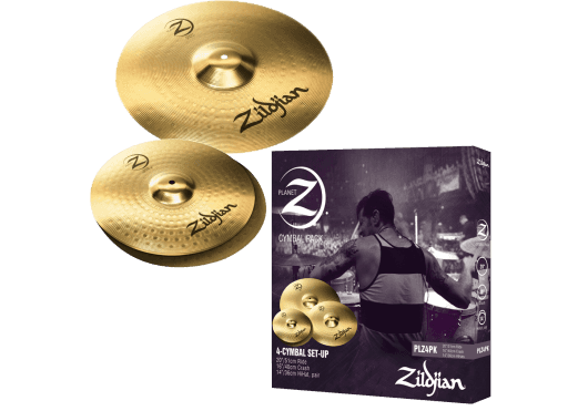 Zildjian Cymbales PLZ1316