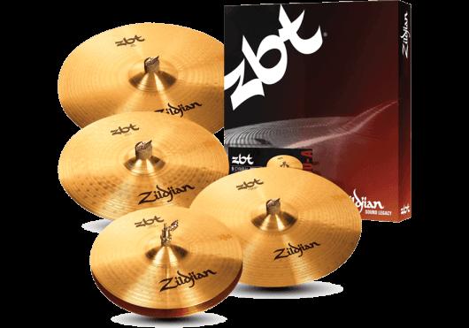 Zildjian Cymbales ZBTP390-A