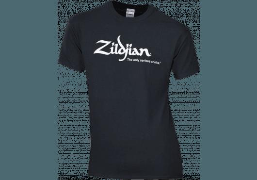 Zildjian Merchandising  TSHIRT-BK-S